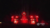 【Tits完整版】David Guetta 迈阿密 2015 UMF电子音乐节