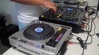 cdj 800 djm 800 ten minute mix, house