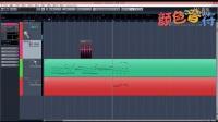 第四课:Cubase为音频块儿重新编辑标识