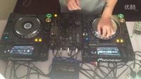 2015 pioneer  DJ TING  磨盘组