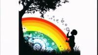 2015優質課視頻《七彩虹》小學美術嶺南版一下第4課-深圳-丹堤實驗學校:吳宏模