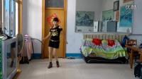 兖州兰兰广场舞:DJ舞曲简单好学