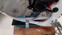 視頻: 北海運動賽車騅逐NXR250 CNC版重量展示