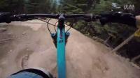 視頻: 2015 Santa Cruz Nomad - Whistler Bike Park Freeride MTB#自由騎行山地車151031