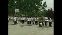 初中八年級體育《遠撐前滾翻》教學視頻,體育名師工作室教學視頻