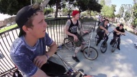 视频: GAME OF BIKE - Matt Nordstrom vs Grant Castelluzzo vs Addison SassoTheComeUpBMX