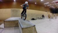 視頻: Christian Watzinger - BMX Edit - STAY INSIDE
