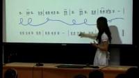 人音版小學音樂五年級上冊《雪花帶來冬天的夢》優質課教學視頻2