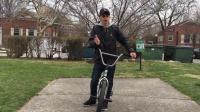 視頻: How To Barspin BMX (4K)