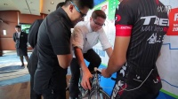 半島酒店自行車活動新聞發布會
