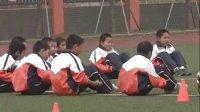 四年級體育《足球傳控球練習》課堂實錄_課堂實錄與教師說課